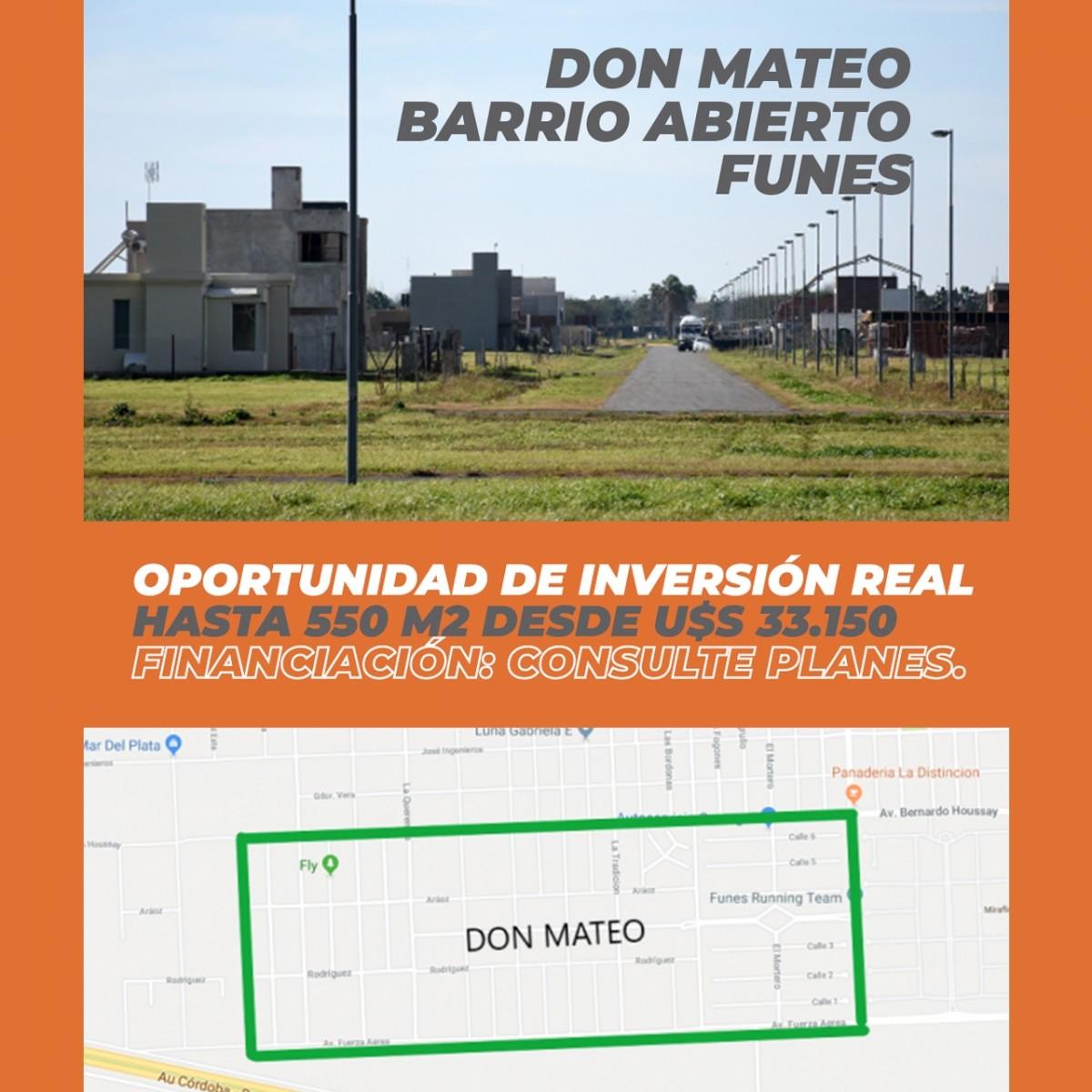 Barrio Abierto - Don Mateo