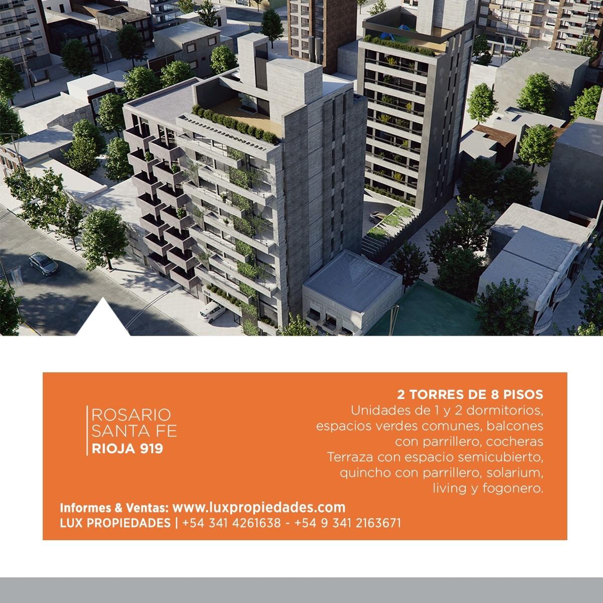 Edificio Rioja 900